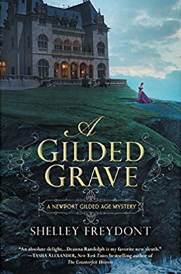 Gilded Grave Newport Historical Mystery